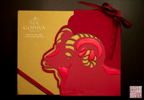 Godiva CNY Collection