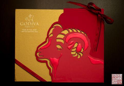 Godiva CNY Collection