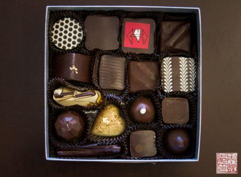 Recchiuti Amour Box