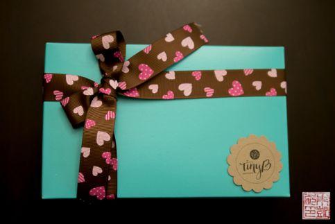 Tiny B Chocolates