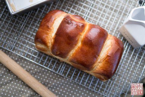 milk bread hokkaido