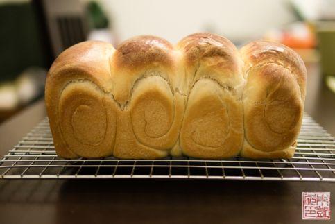 milk bread side
