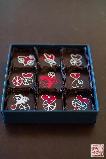 Recchiuti hearts motion box