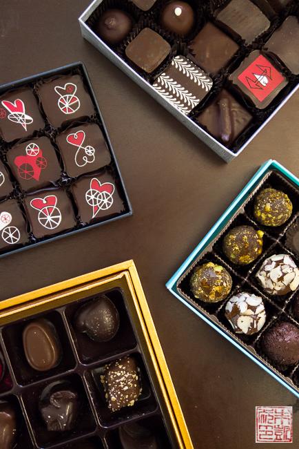 valentines day chocolates
