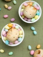 Rabbit Bunny Buns for Easter