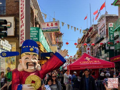Chinatown CNY Festival