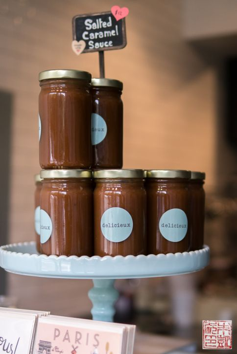 Choux bakery salted caramel