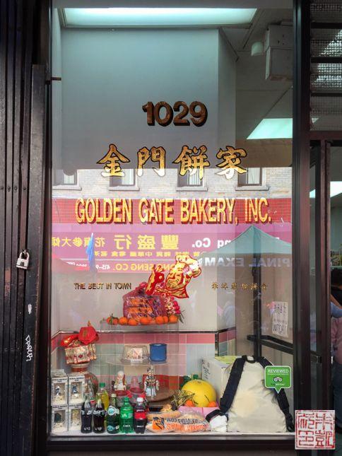 Golden Gate Bakery