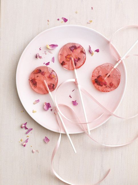 Lollipop Love Rosewater Saffron
