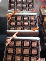{Weekend Break}: San Francisco Chocolate Salon