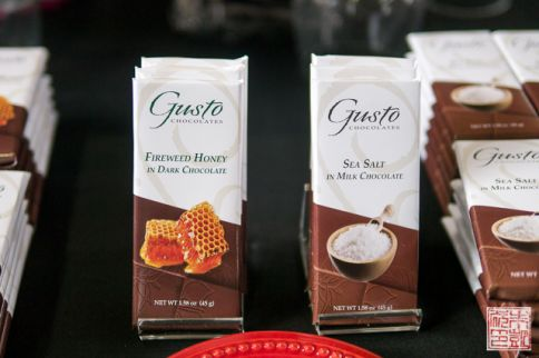 Gusto chocolate bars