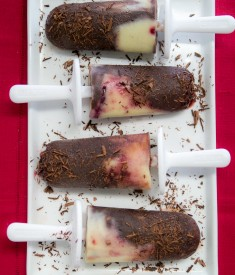 Black Forest Popsicles