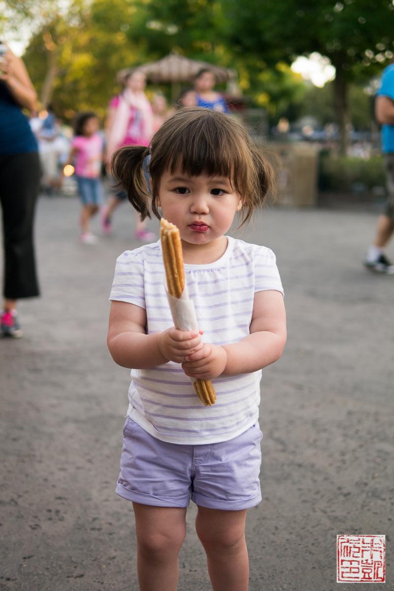 Churro Disneyland