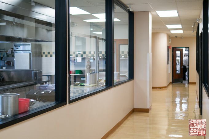 ICC Hallway