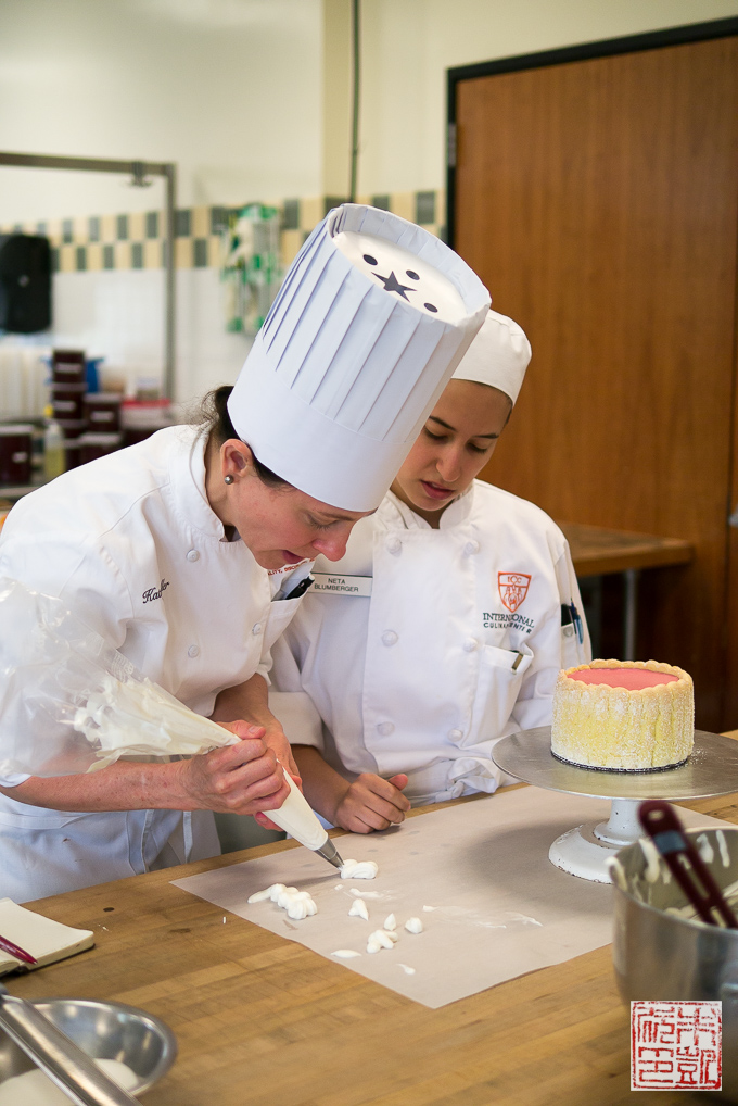 ICC Pastry 1 Charlotte Demo
