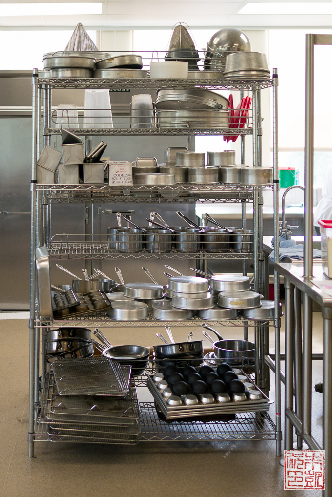 ICC Pastry 1 Equipment Rack