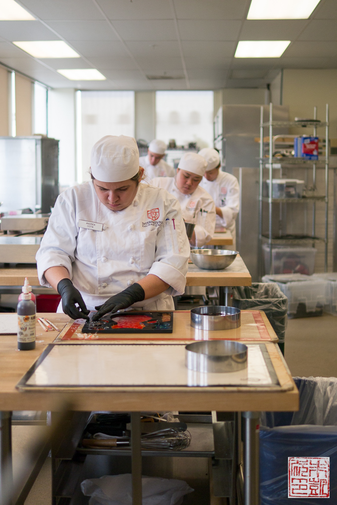 ICC Pastry 2 Students