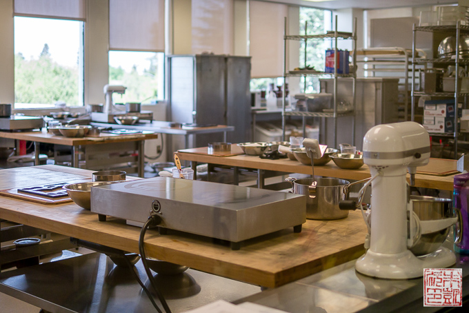 ICC Pastry 2 Workstations