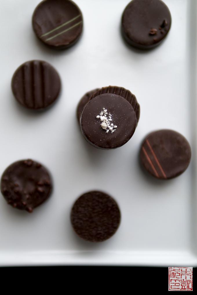Nuubia Chocolates Overhead