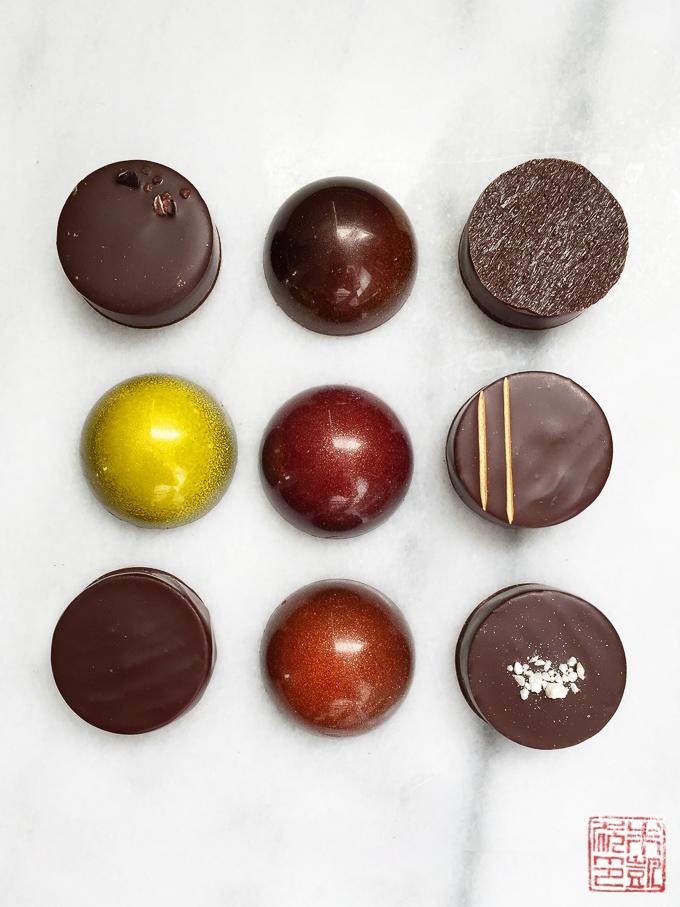 Nuubia Chocolates
