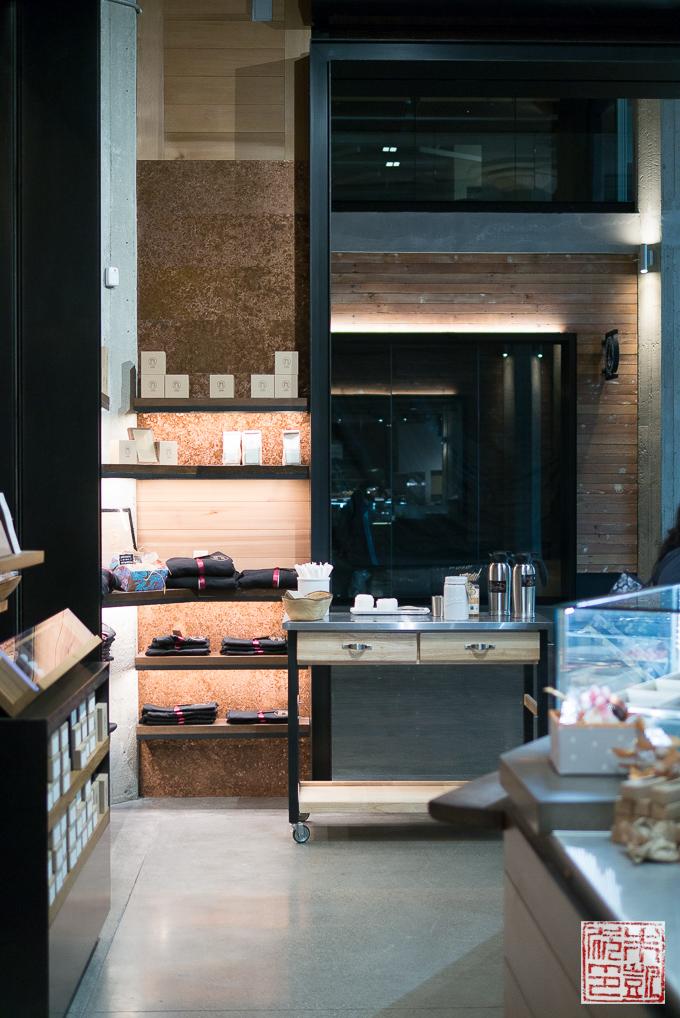 Nuubia Store Interior