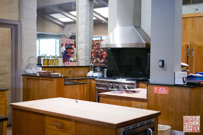Sunset Test Kitchen