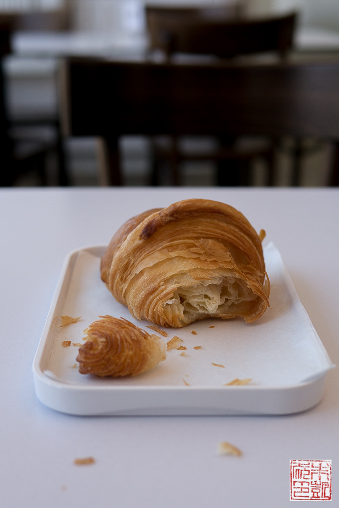 Chantal Guillon croissant