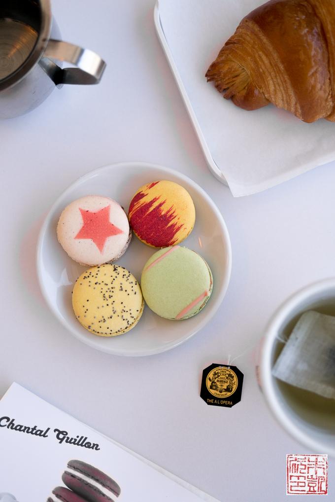 Chantal Guillon pastries