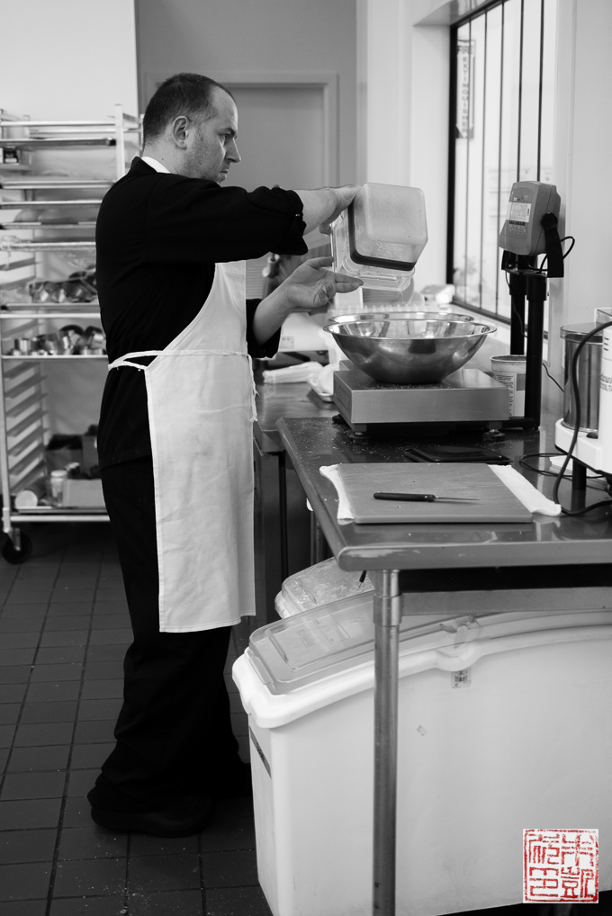 Chantal Guillon pastry chef