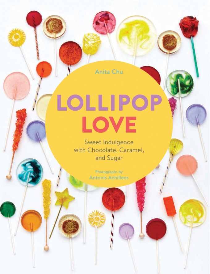 Lollipop Love cookbook