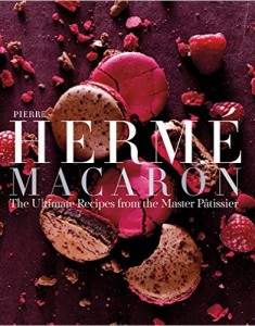 Pierre Herme Macaron cookbook