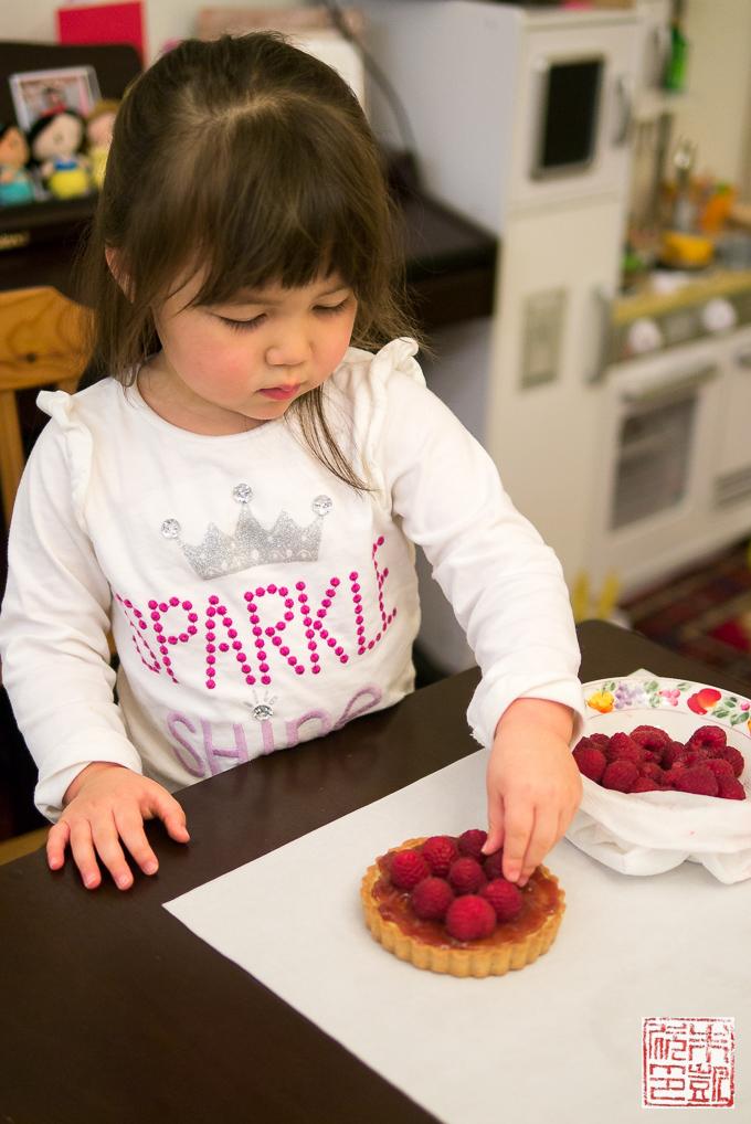 PastryNow Decorating Tarts
