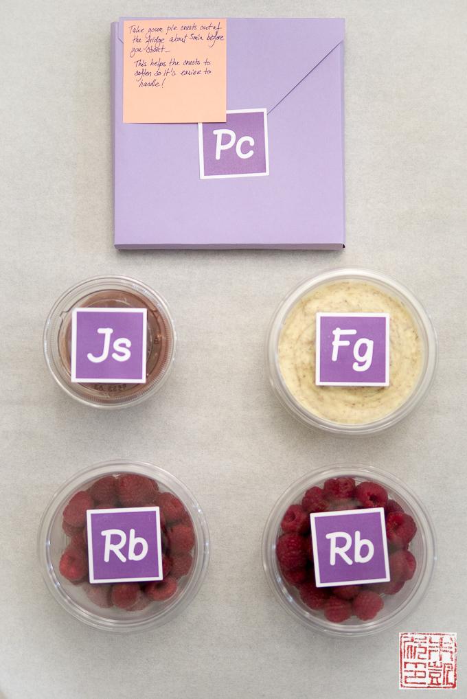 PastryNow Ingredients