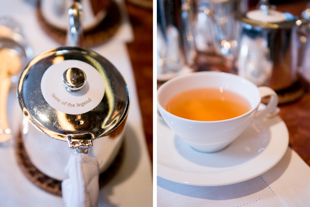Mandarin Oriental Taste of the Legend Tea