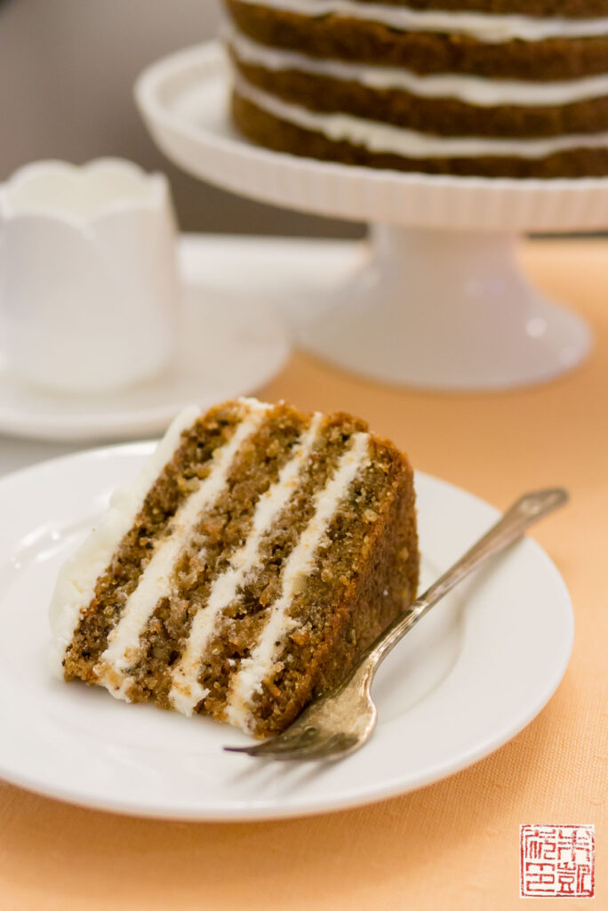 Alice Medrich Carrot Cake