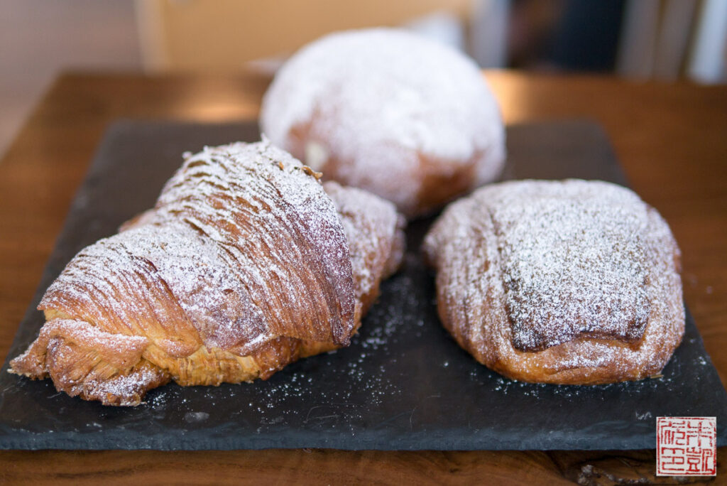 Hearth Coffee Pastries