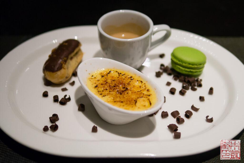 Bay 223 Dessert Plate