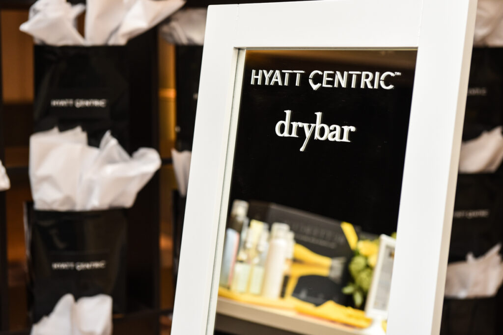 Hyatt Centric Media Event