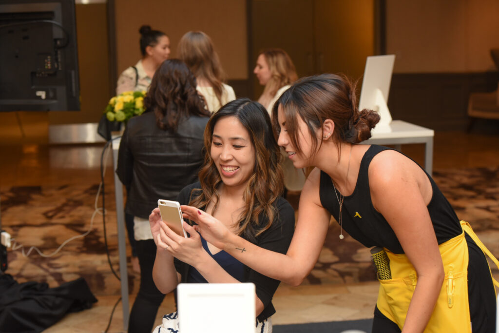 Hyatt Centric Media Event - DryBar Blowout and Snapchat