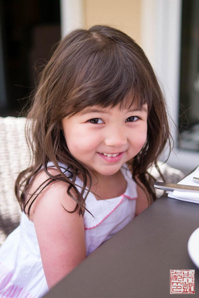 Isabelle at Verge Restaurant