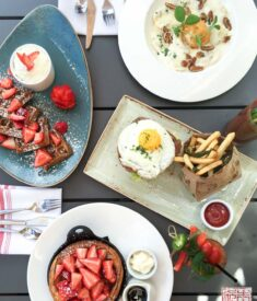 Verge Restaurant Brunch