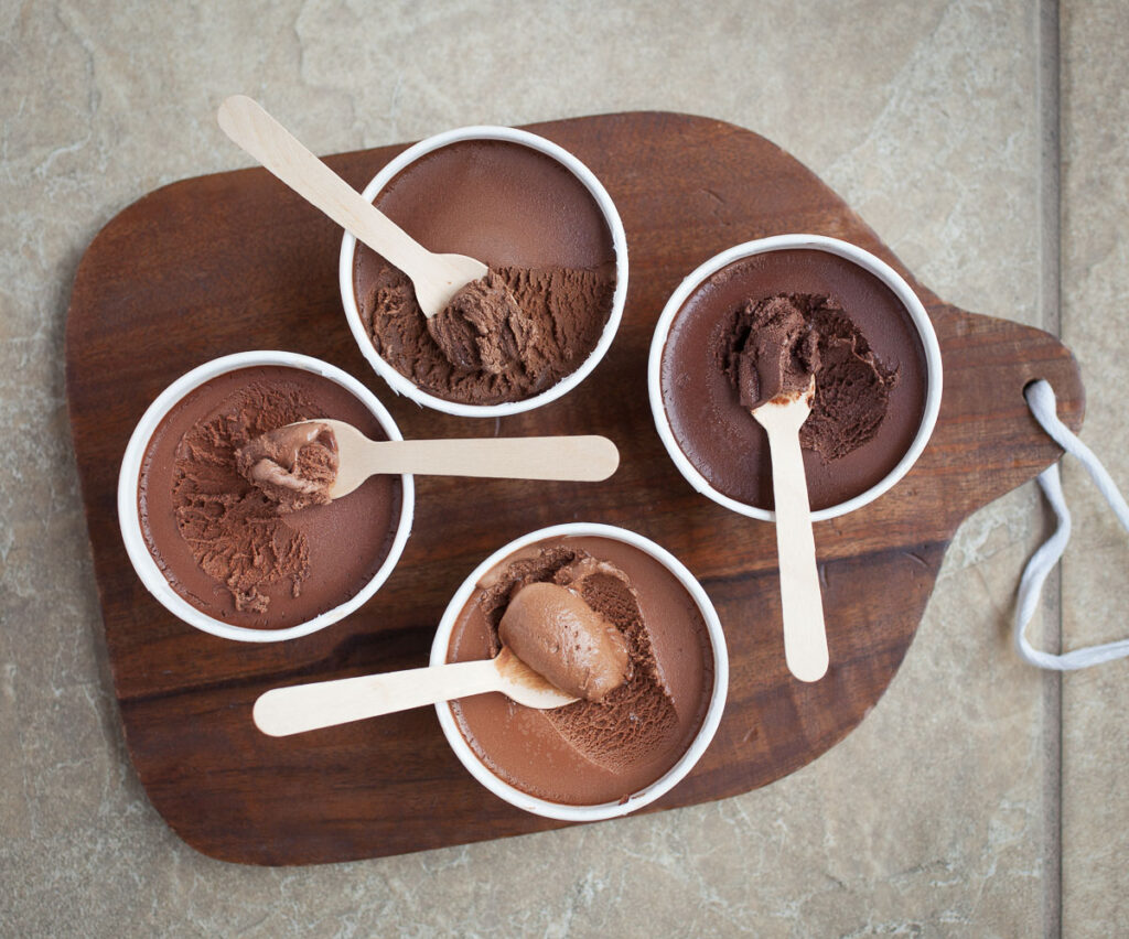 Choctal Chocolate Ice Cream