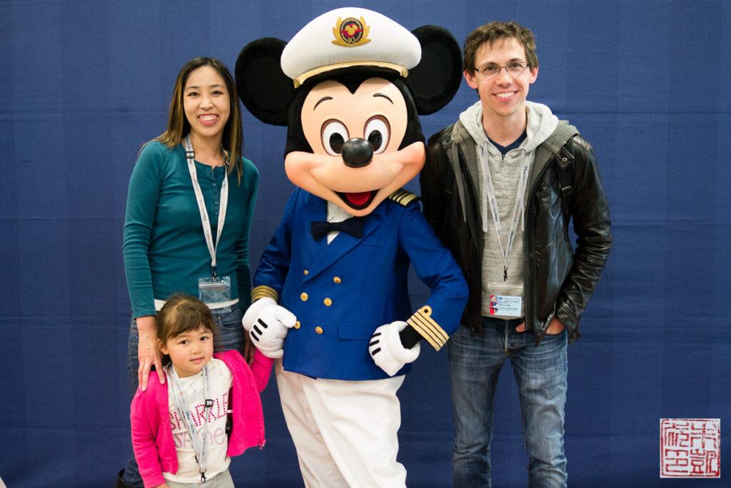 Disney Wonder Alaska Cruise Mickey