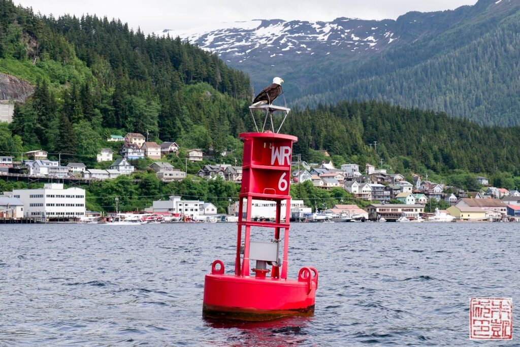 Ketchikan also has the latest port departure time, so don't miss ...