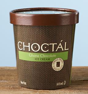 Choctal ghana chocolate