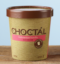 Choctal indonesian vanilla