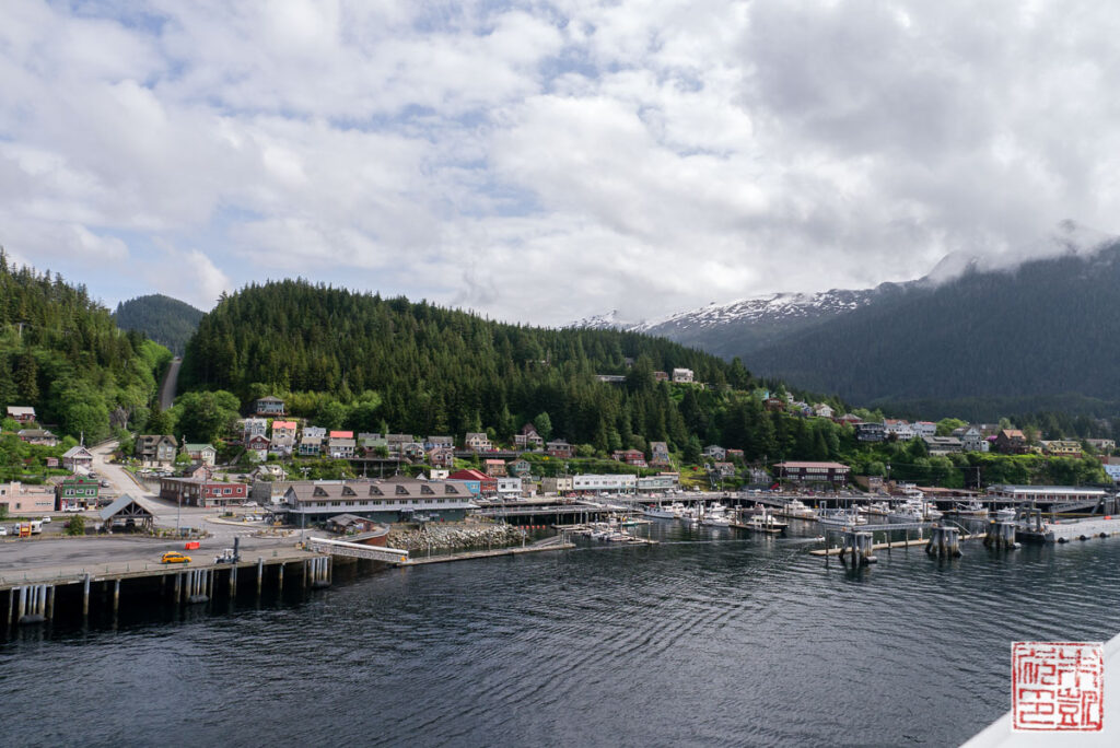 Disney Wonder Alaska Cruise Ketchikan