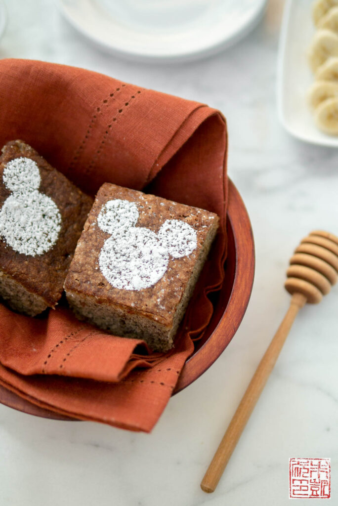 Disney Cruise Banana Bread