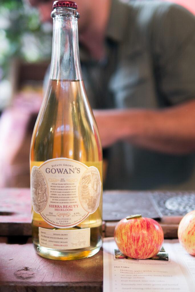 gowans apple cider
