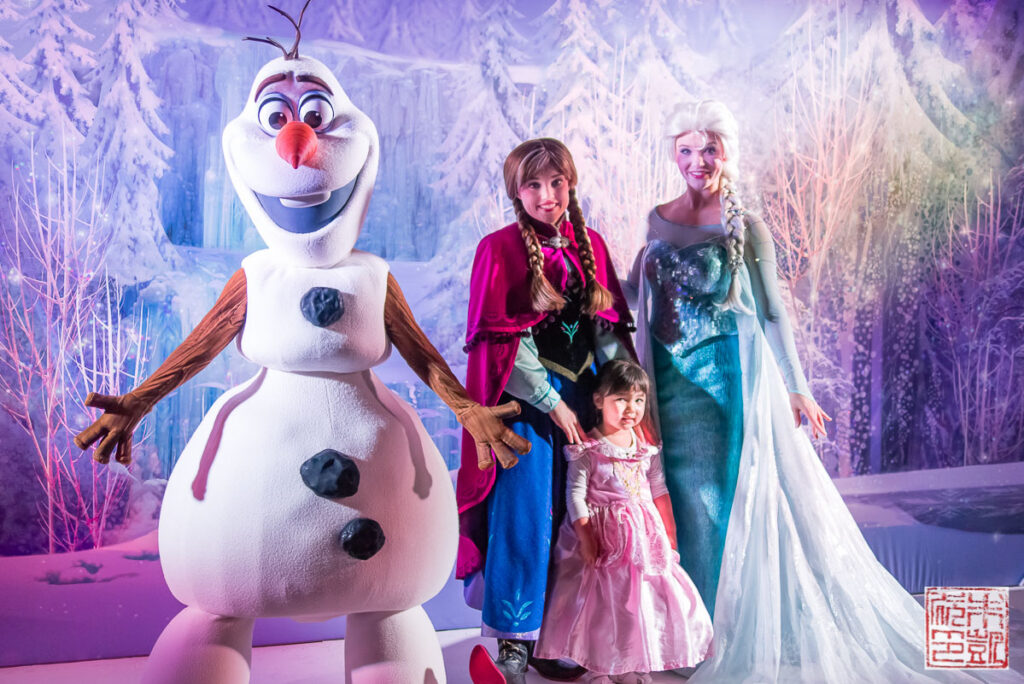 Disney Alaska Cruise Frozen